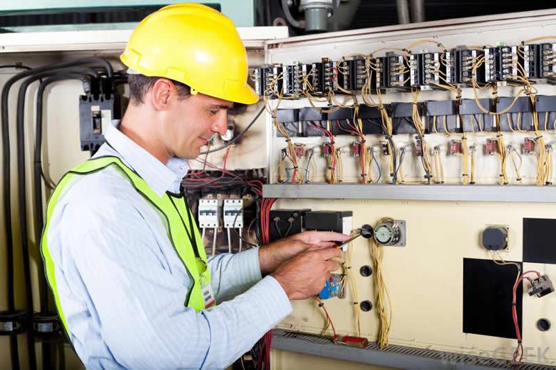 Description de métier d'ingénieur électrique
